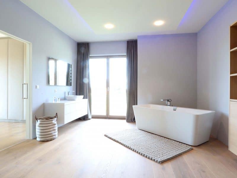 Badezimmer Tischlerarbeit   Beleuchtung Nimbus
