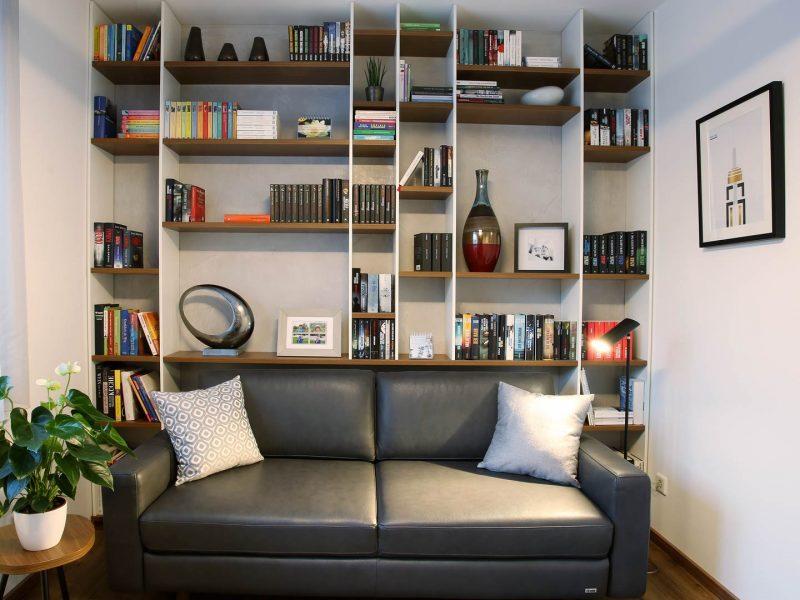 Bibliothek HAAS