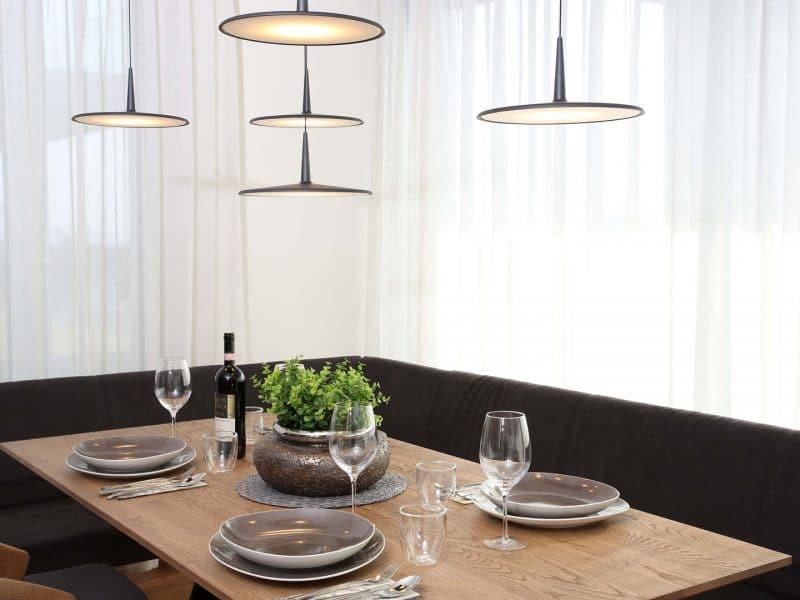 Beleuchtung Studio Italia | Fenstergestaltung Zimmer&Rohde